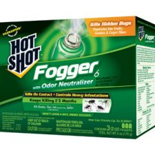Hot Shot Indoor Fogger (3) 2oz cans