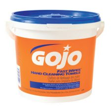 Gojo Fast Wipes Hand Cleaning Towels 130 Ct