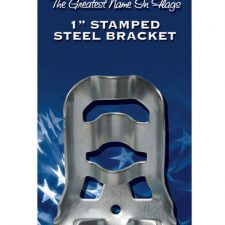"Flag Bracket 1"" Steel"