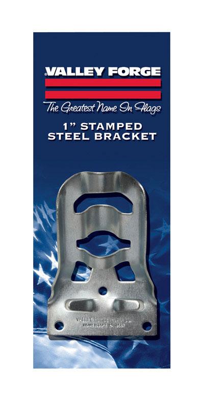 """Flag Bracket 1"""" Steel"""
