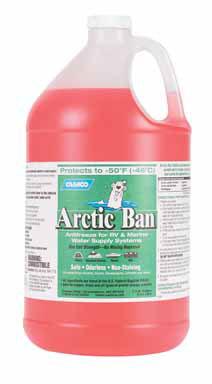 Artic-Ban RV Anti-Freeze (RED POP) 1 Gallon