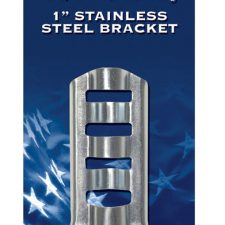"Flag Bracket 1/2"" Steel"