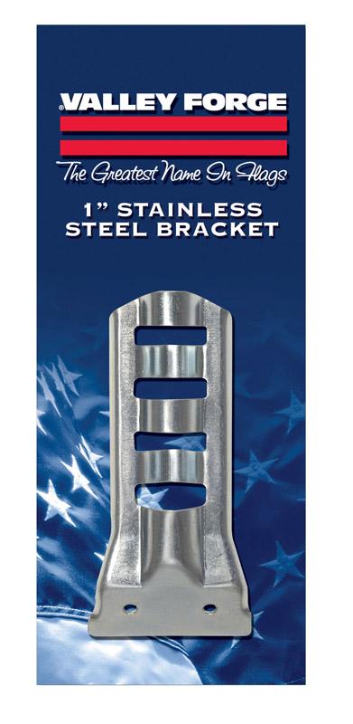 """Flag Bracket 1/2"""" Steel"""
