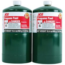 Coleman Propane Fuel 16.4oz Twin Pack