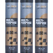 Lubrimatic Multi-Purpose Lithium Grease 3oz - 3pk