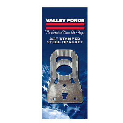 """Flag Bracket 3/4"""" Steel"""