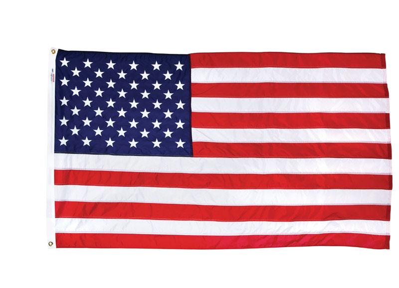 USA Flag 4ft. X  6ft. Nylon