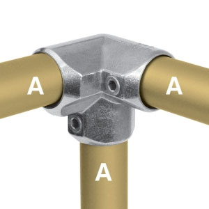 Safety Rail Fittings
