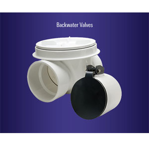 Back Water Valves