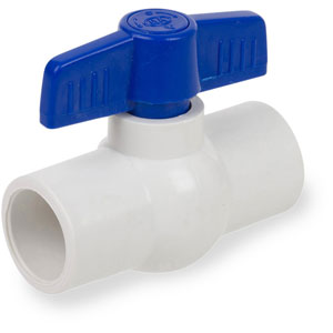 Ball Valves- Plastic Body