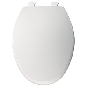 Toilet Seats (Plastic) Elongated Bowl