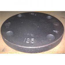 Black Pipe Plate Flange
