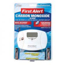 Carbon Monoxide/Gas Detectors