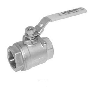 Ball Valves - Stainless Steel Body IPS