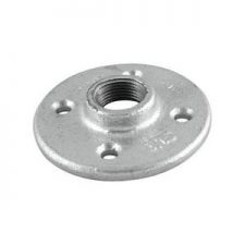 Galvanized Pipe Floor Flanges