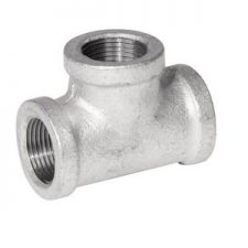 Galvanized Pipe Tees
