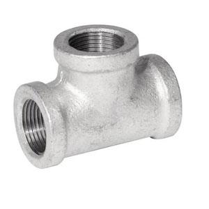 Galvanized Pipe Tees