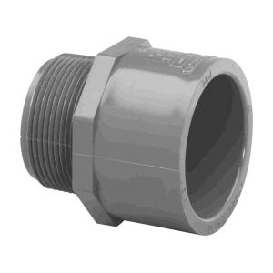 PVC SCH 80 Pipe & Fittings