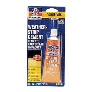 Weatherstrip/Trim Adhesive