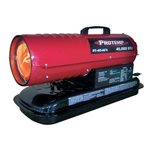 Heaters (Propane/Kerosene)