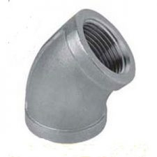 Stainless Steel 45 Elbow