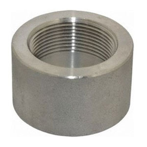 Stainless Steel Half-Couplings