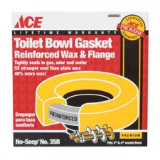 Toilet Wax Gasket Rings