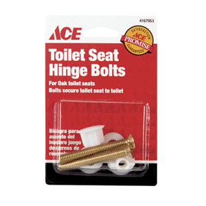 Toilet Seat Bolts