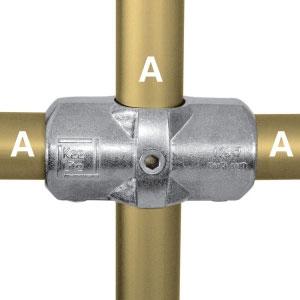 Aluminum Pipe & Rail Fittings
