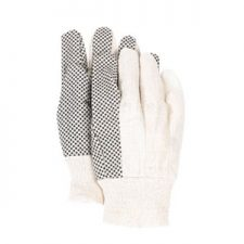 Canvas/Knit Gloves
