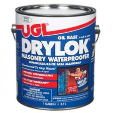 Masonry Paint/Sealers