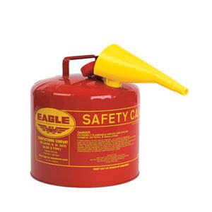 Gasoline Cans (metal)