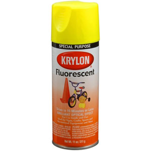 Spray Paint-Fluorescent