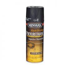 Spray Paint-Polyurethane/Shellac