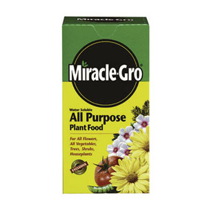 Fertilizer-Plant Food (Small Packages)