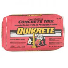 Concrete/Blacktop Mixes