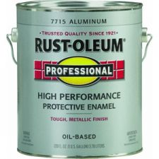 Rustoleum Exterior Paint-Protective Enamel