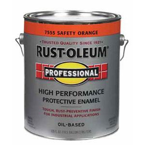 Rustoleum Exterior Paint-Industrial/Heat Resistant