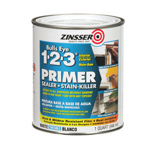 Primers/Sealers/Stain Blockers