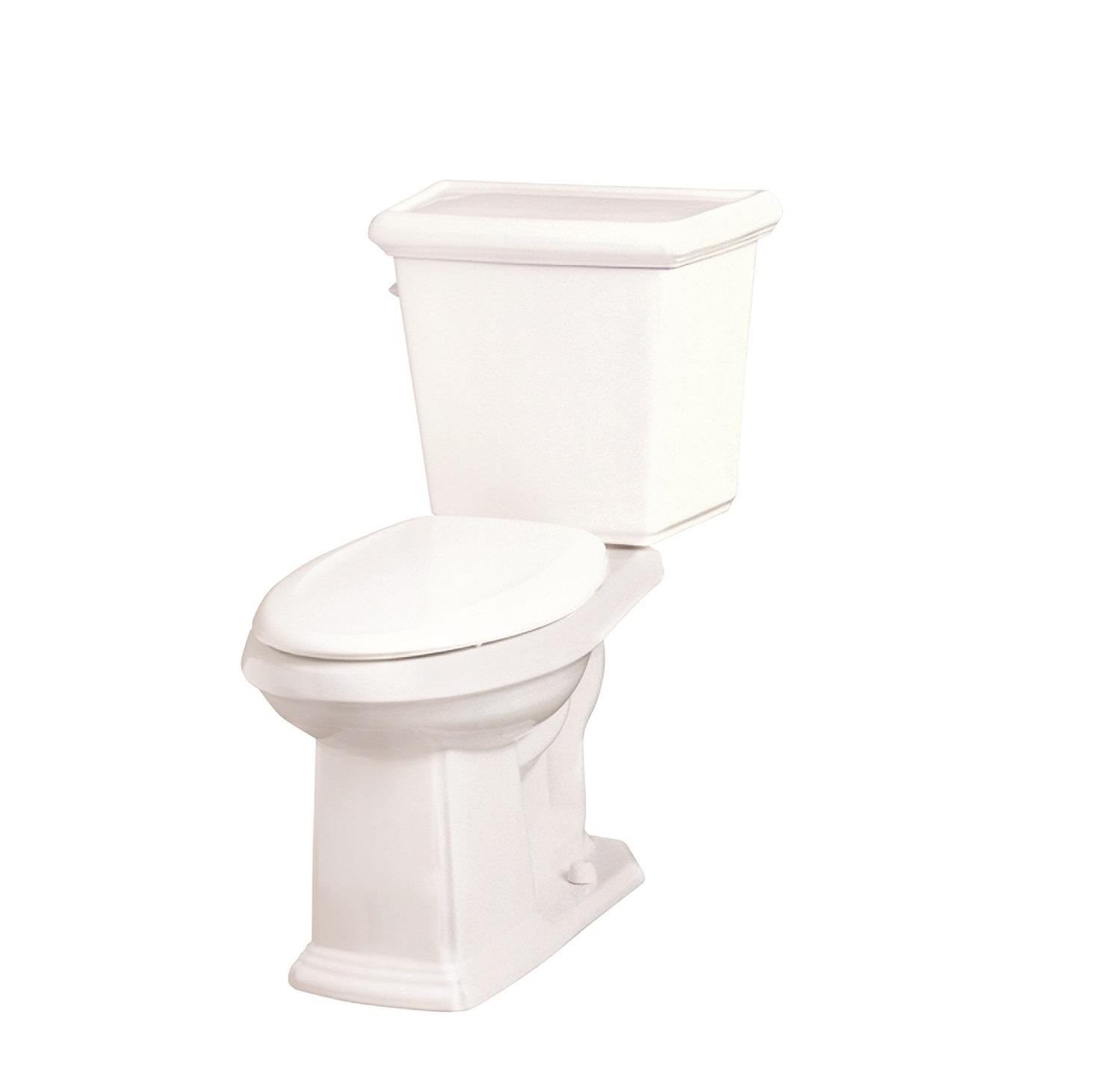 Gerber Logan Square Biscuit Toilet 12 Quot Rough In Tank