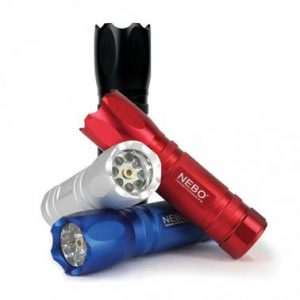 NEBO #5633 SCI Tactical Flashlight Assorted Colors