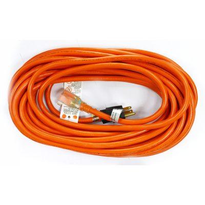 Outdoor Extension Cord 12/3 SJTW 50ft Orange