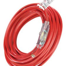 Outdoor Extension Cord 12/3 SJTOW 100ft
