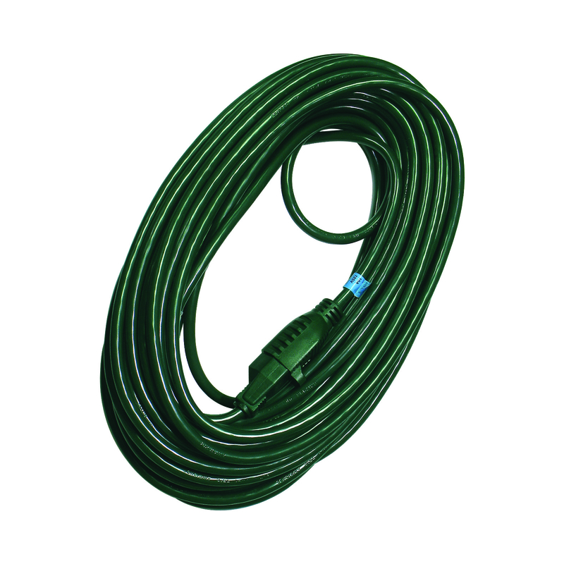 Landscape Extension Cord 16 3 Sjtwa 80ft Green