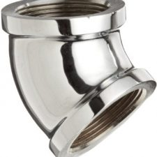 Chrome Plated Brass Fittings