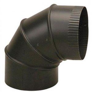 Black Smoke Pipe & Fittings