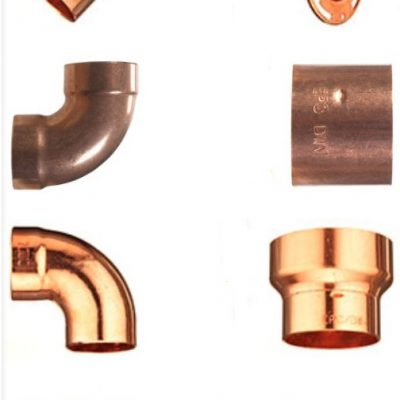 Dwv Copper Pipe Fittings