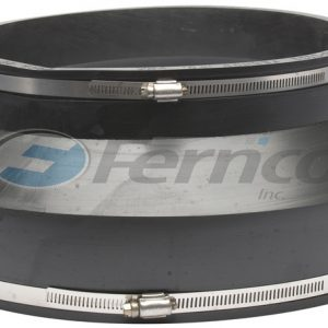 "12"" Concrete x 12"" CI/Plastic Fernco Flexible Coupling 1006-1211"