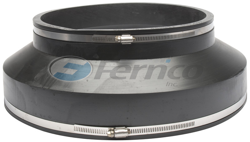 "12"" Concrete x 12"" CI/Plastic Fernco Flexible Coupling 1006-1211"