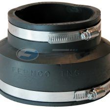 "5"" x 4"" CI/Plastic Fernco Flexible Coupling 1056-53"